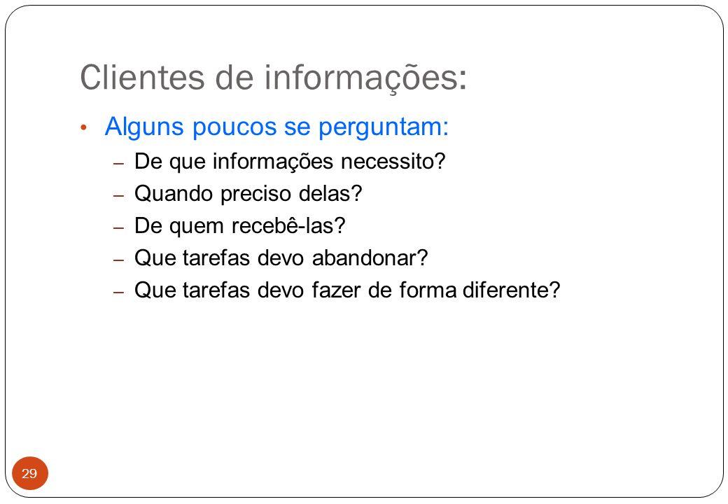 Informação e Vantagem Competitiva