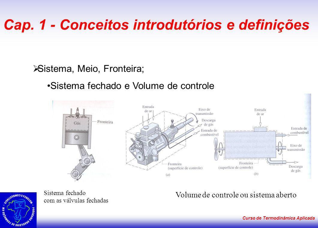 Cap. 1 - Conceitos introdutórios e definições