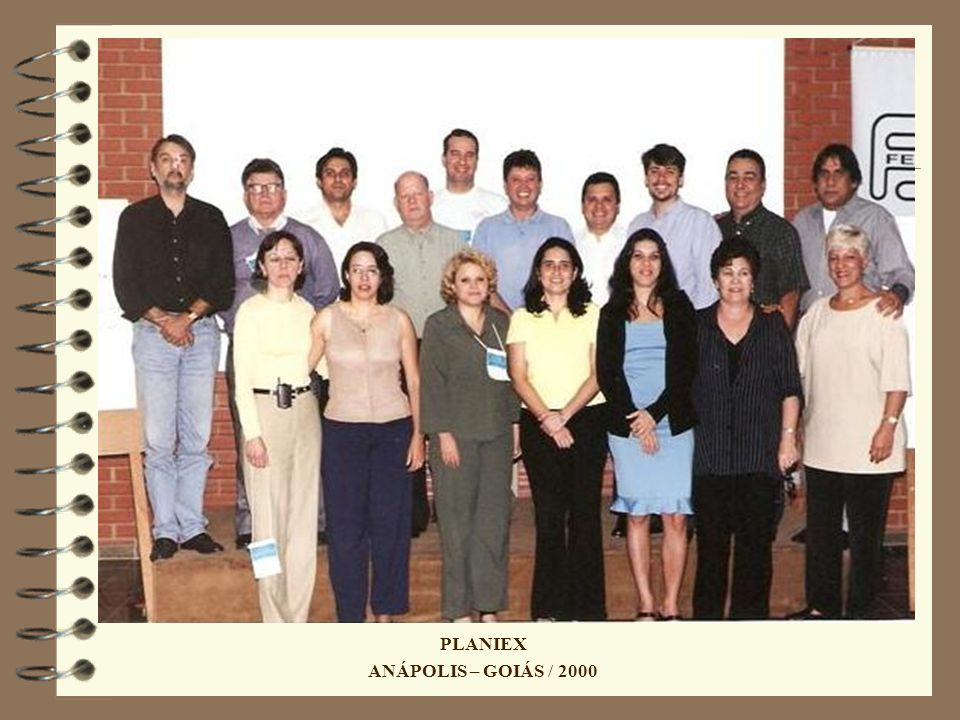 PLANIEX ANÁPOLIS – GOIÁS / 2000