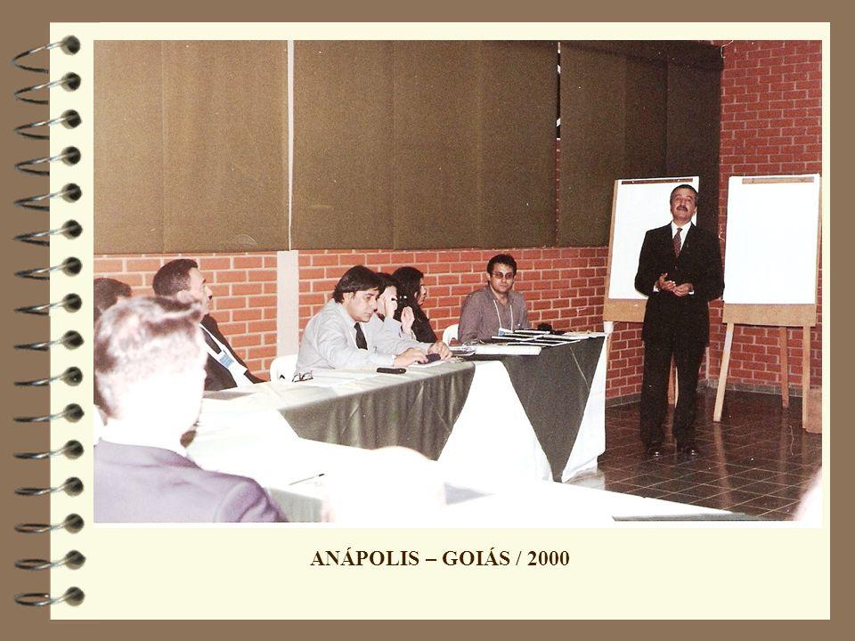 ANÁPOLIS – GOIÁS / 2000