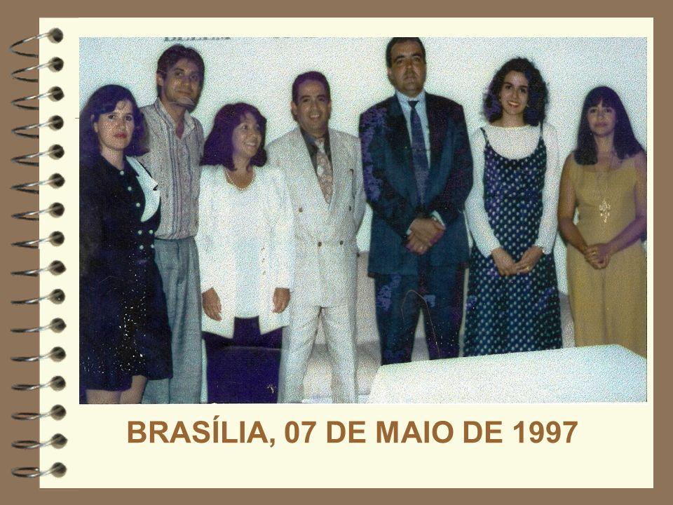 BRASÍLIA, 07 DE MAIO DE 1997
