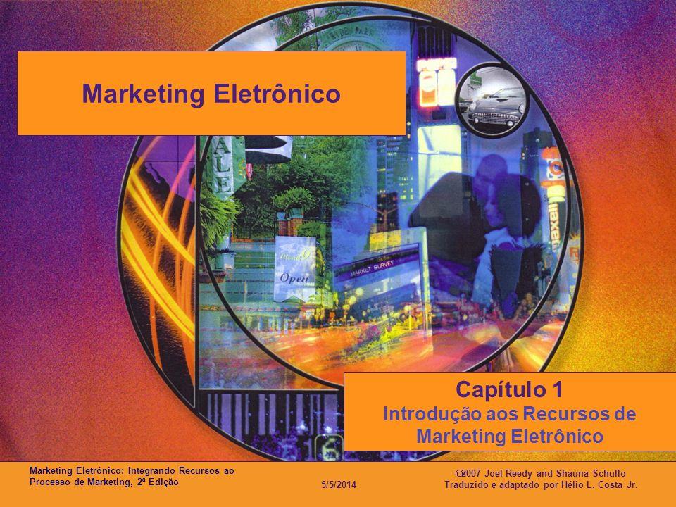 Capítulo 1 Introdução aos Recursos de Marketing Eletrônico