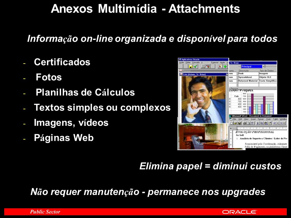 Anexos Multimídia - Attachments