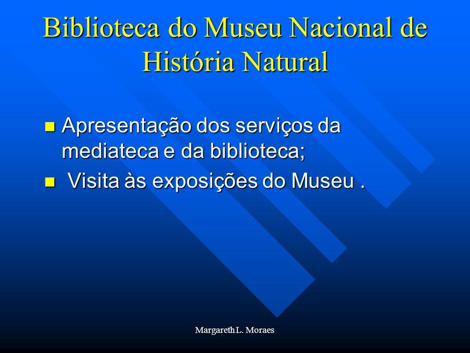 Biblioteca do Museu Nacional de História Natural