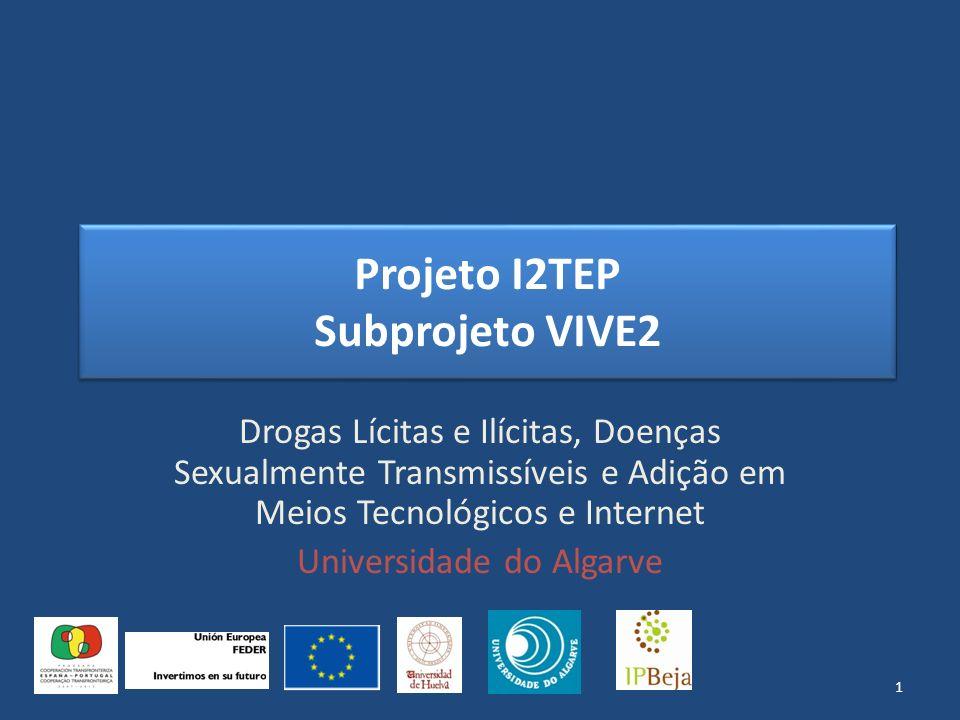 Projeto I2TEP Subprojeto VIVE2