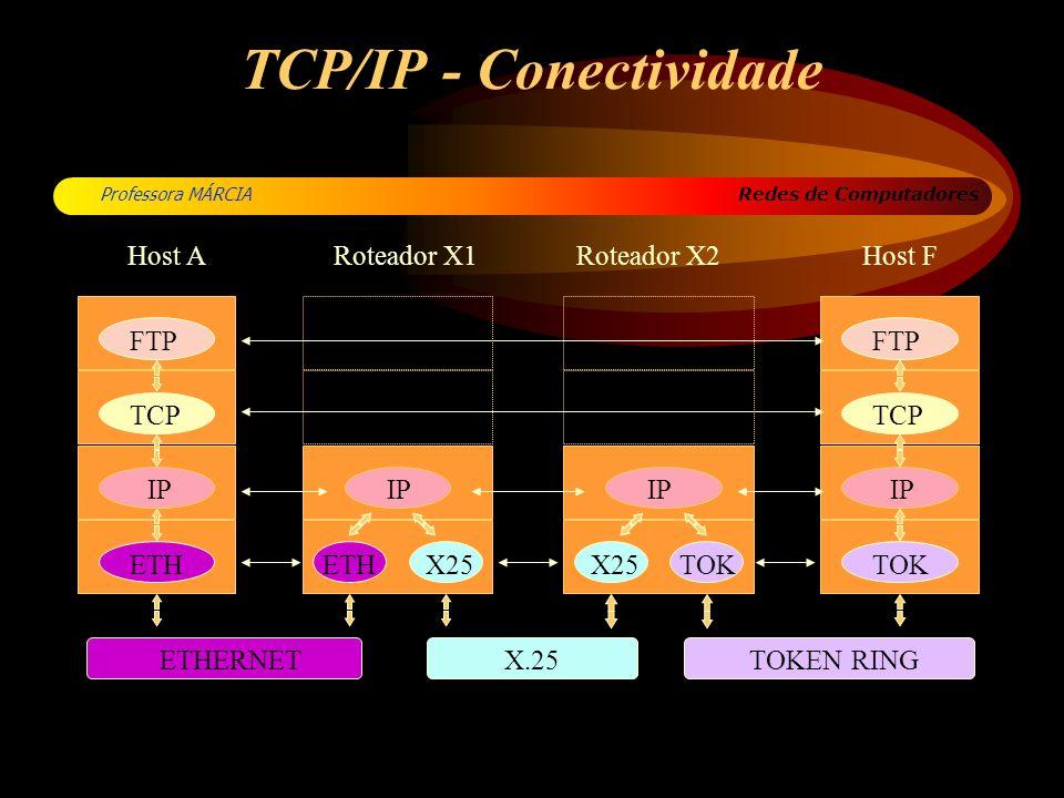 TCP/IP - Conectividade