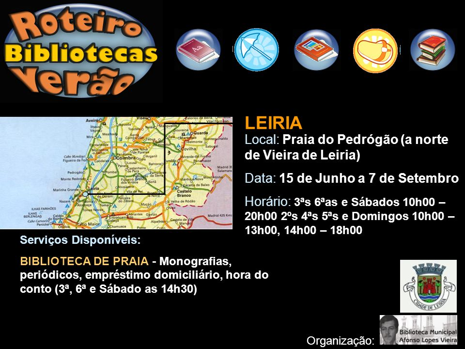 LEIRIA Local: Praia do Pedrógão (a norte de Vieira de Leiria)