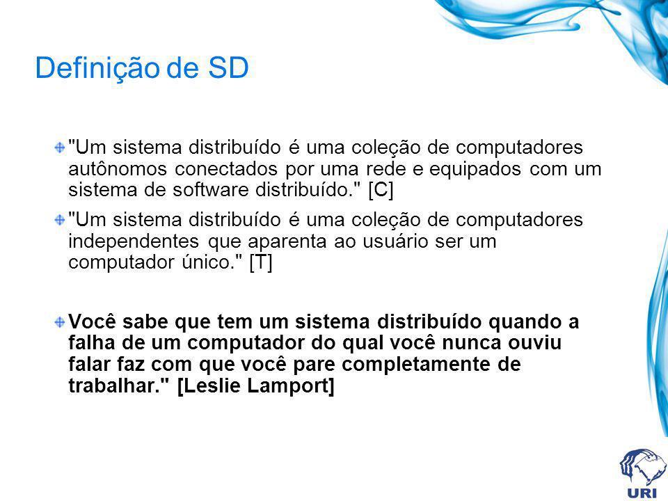 Definição de SD