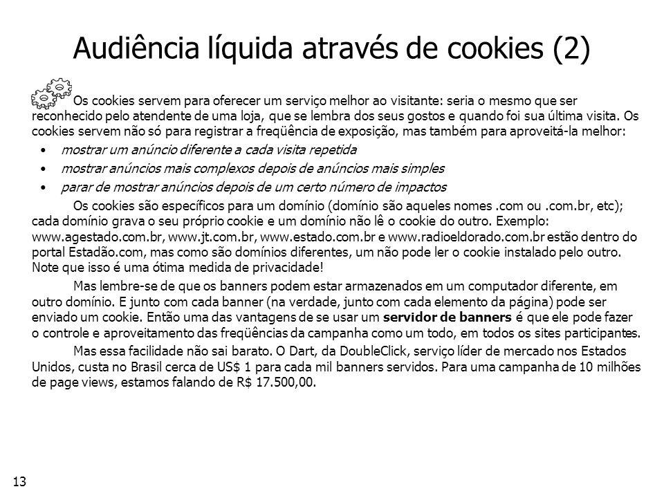 Audiência líquida através de cookies (2)