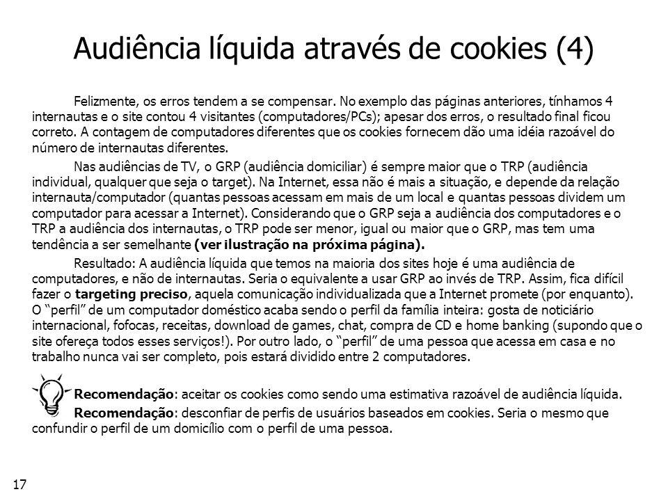 Audiência líquida através de cookies (4)
