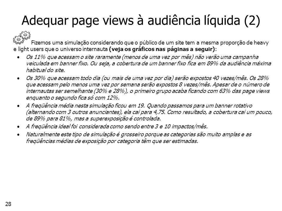 Adequar page views à audiência líquida (2)