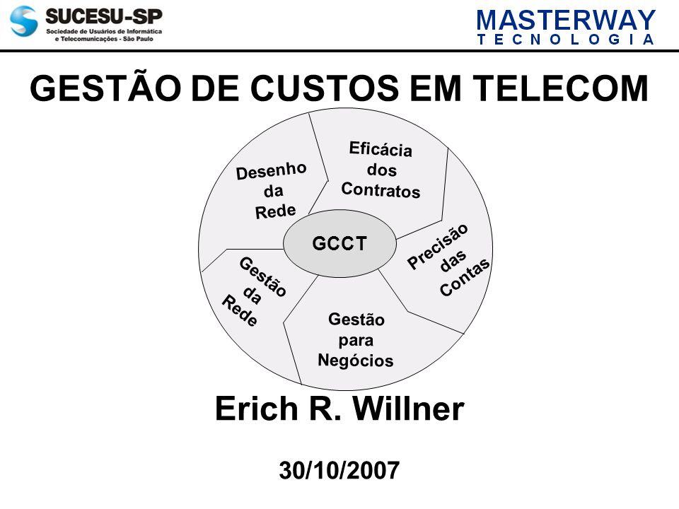 GESTÃO DE CUSTOS EM TELECOM