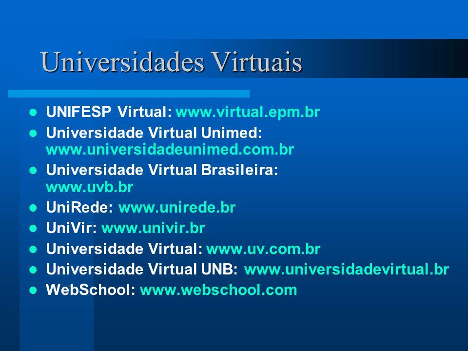 Universidades Virtuais