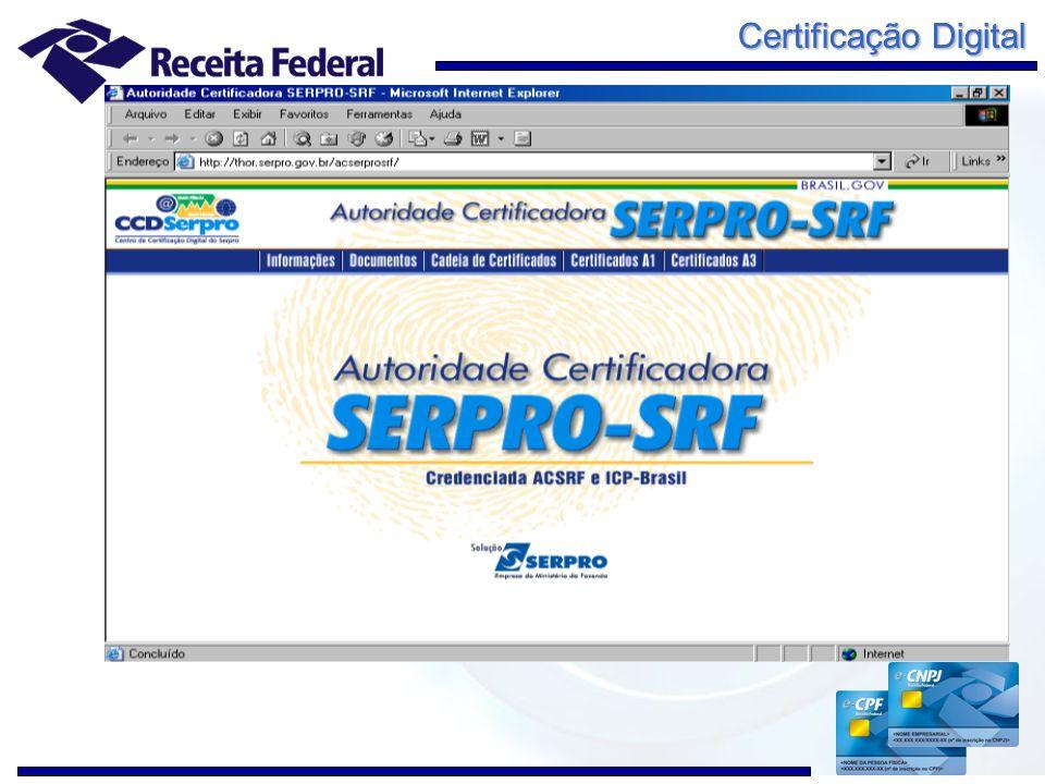 Certificação Digital 11