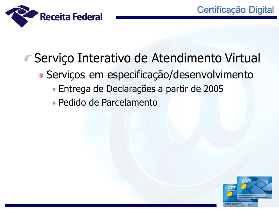 Serviço Interativo de Atendimento Virtual