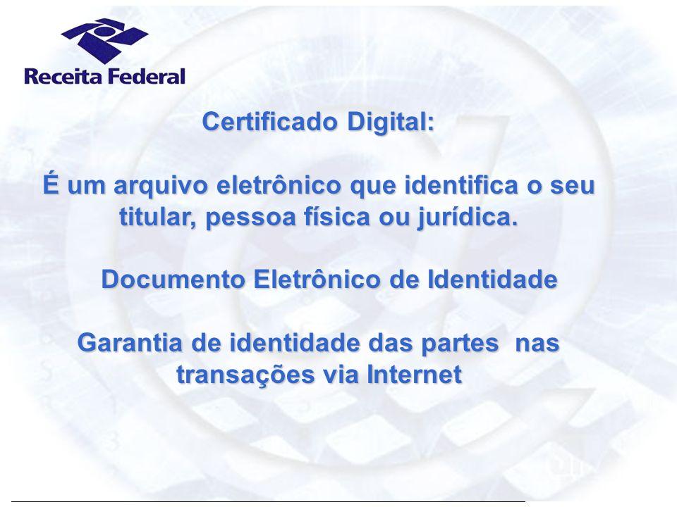 Documento Eletrônico de Identidade