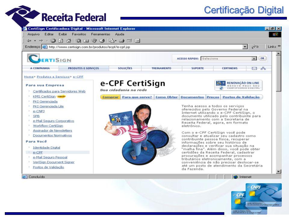 Certificação Digital 9