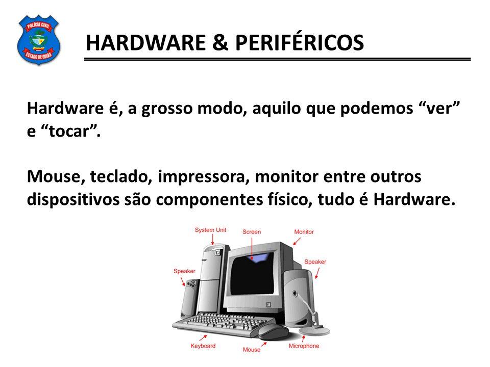 HARDWARE & PERIFÉRICOS