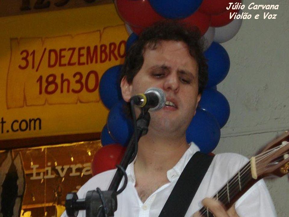 Júlio Carvana Violão e Voz