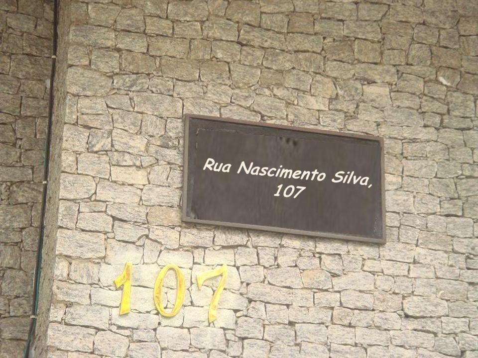 Rua Nascimento Silva, 107