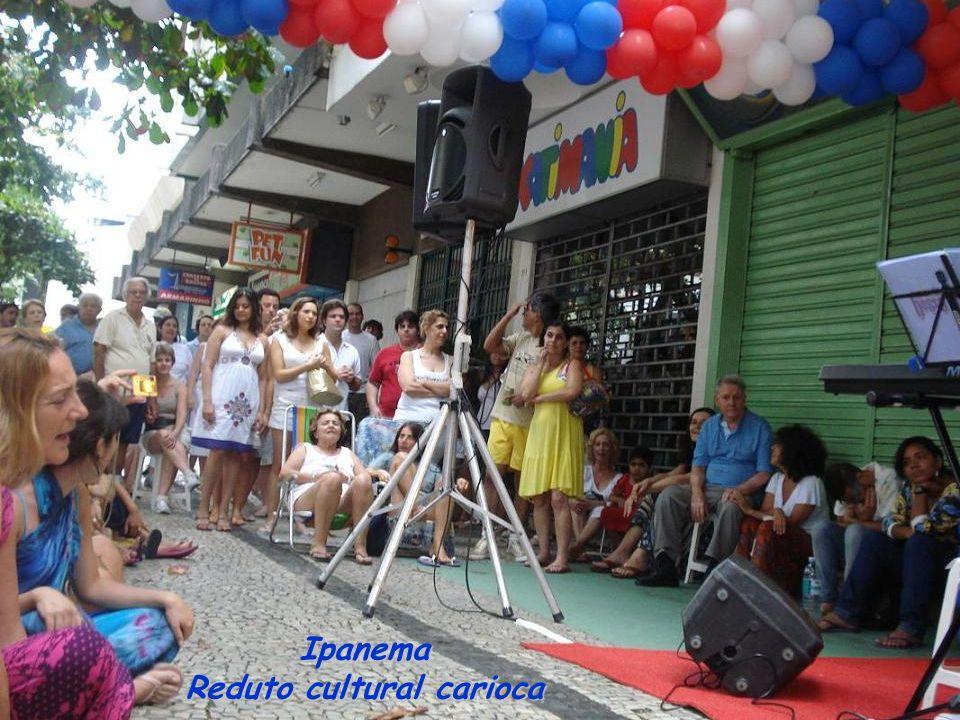 Reduto cultural carioca