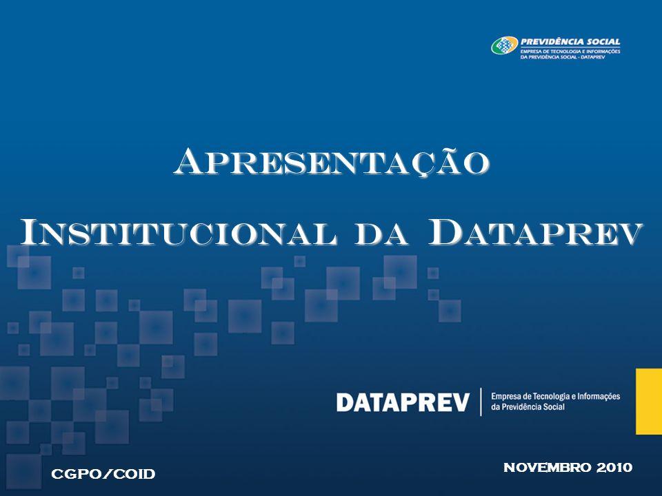 Institucional Da dataprev