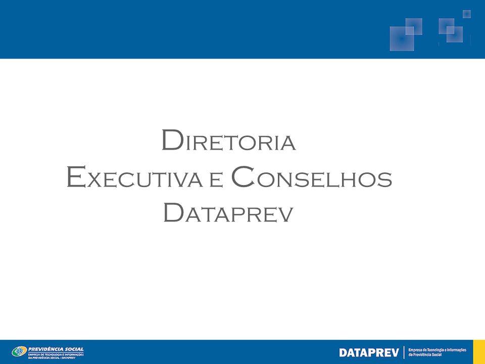 Diretoria Executiva e Conselhos Dataprev