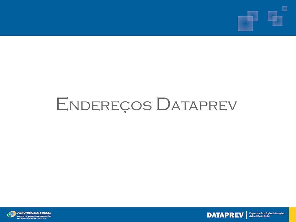 Endereços Dataprev