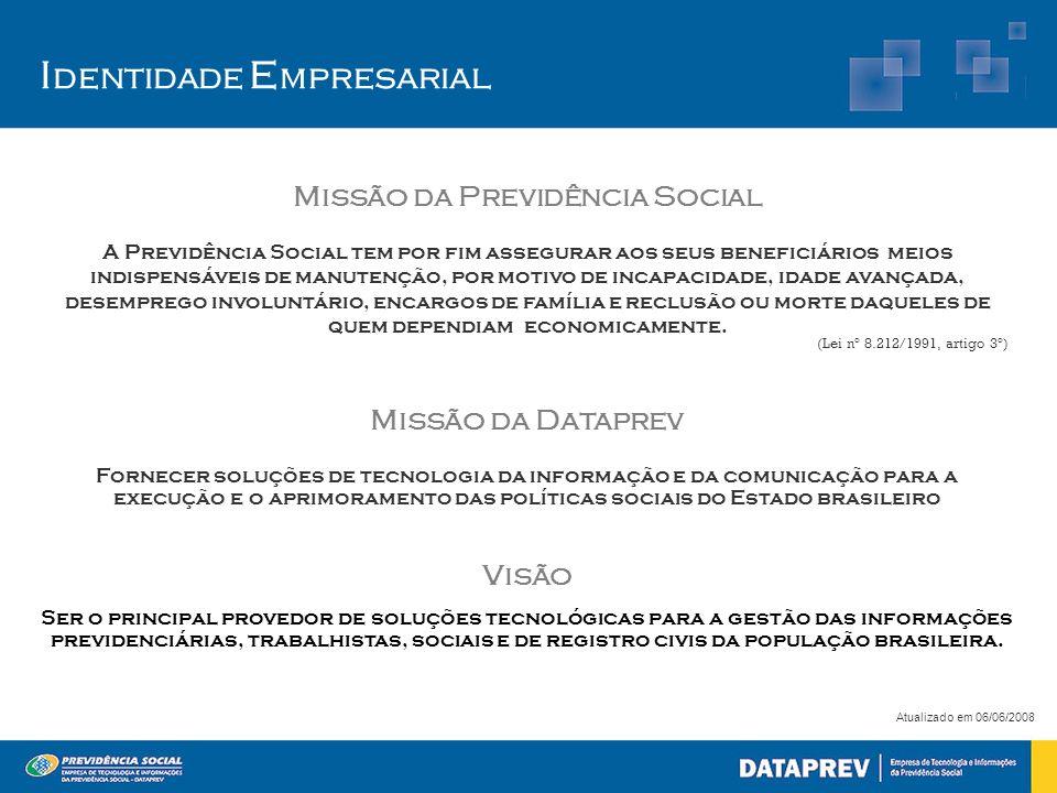 Missão da Previdência Social