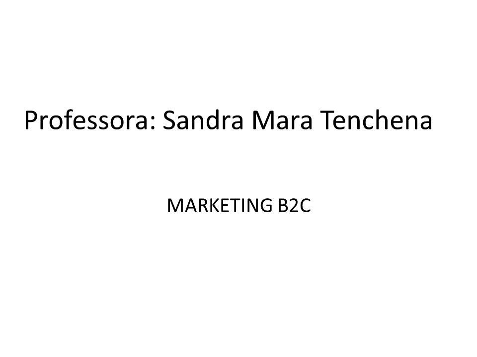 Professora: Sandra Mara Tenchena