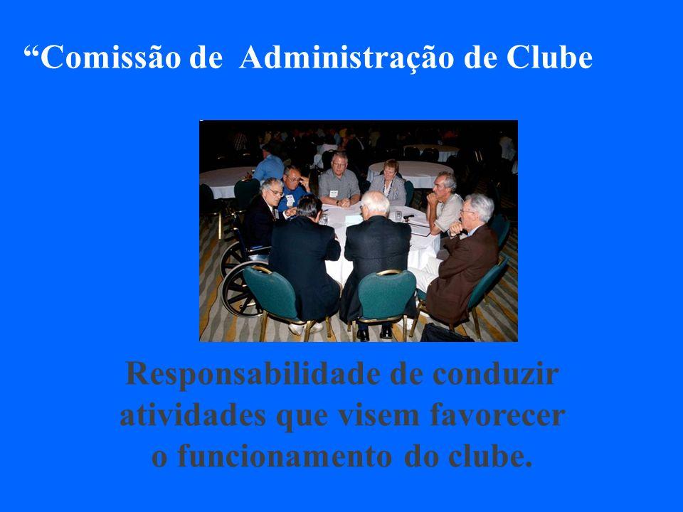 Comissão de Administração de Clube