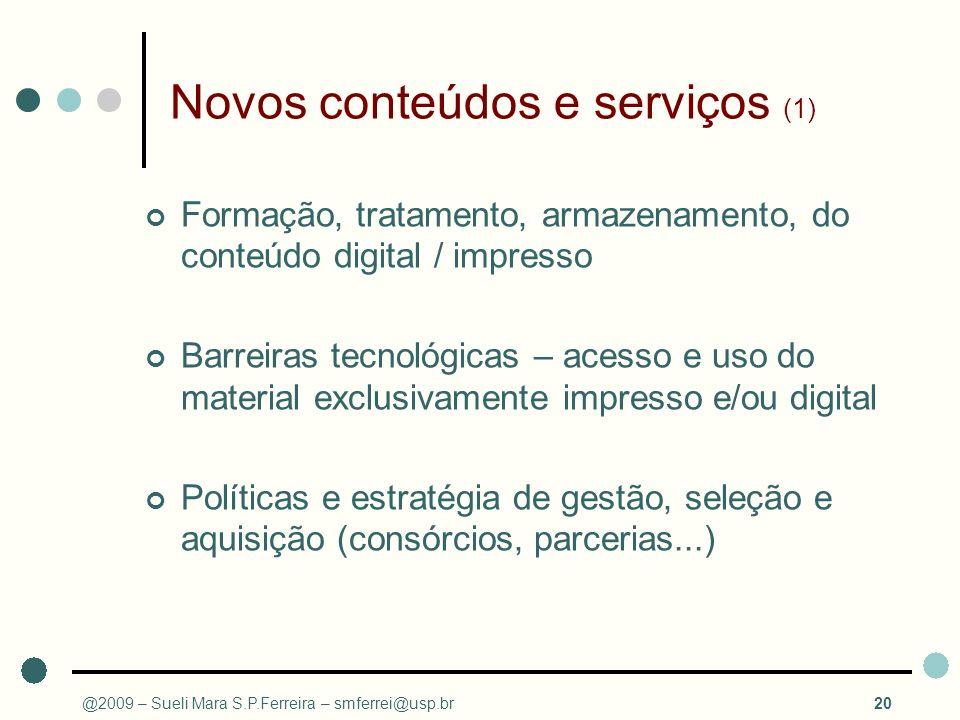 Novos conteúdos e serviços (1)