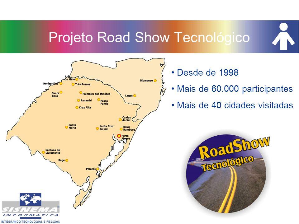 Projeto Road Show Tecnológico
