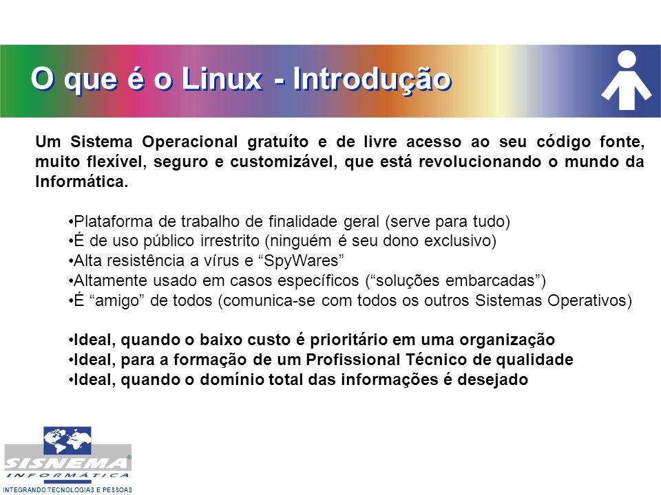 O que é o Linux - Introdução