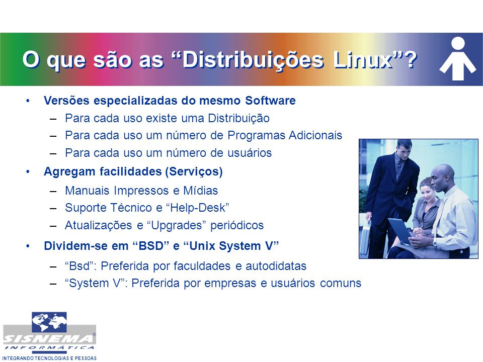 O que são as Distribuições Linux