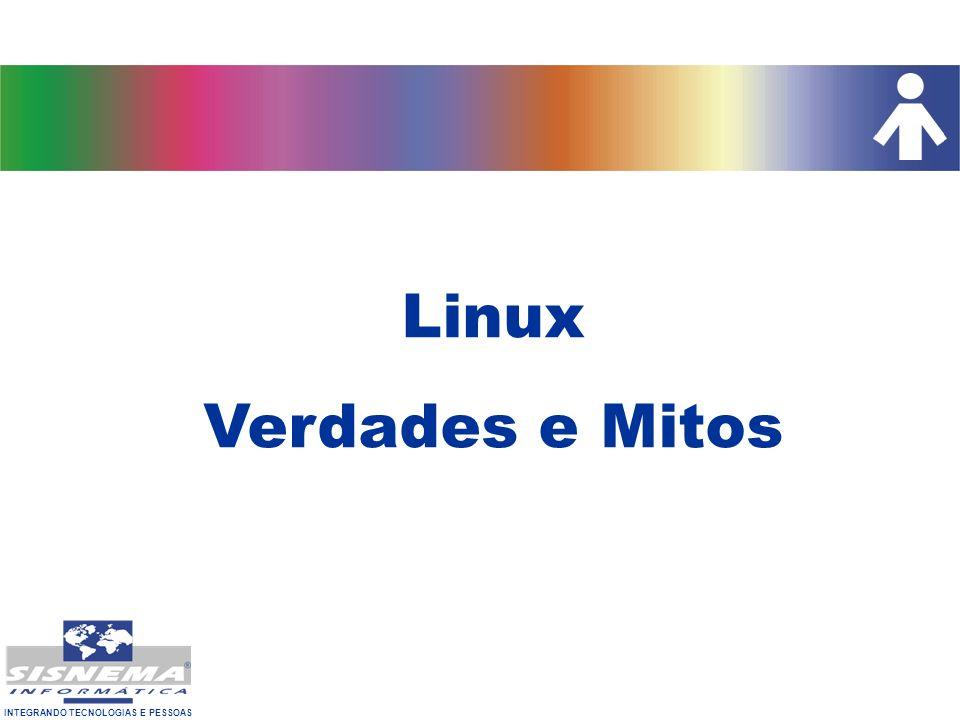 Linux Verdades e Mitos