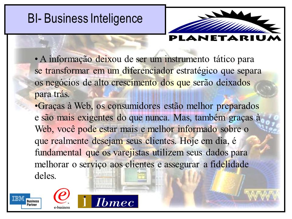 BI- Business Inteligence