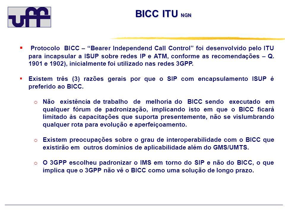 BICC ITU NGN
