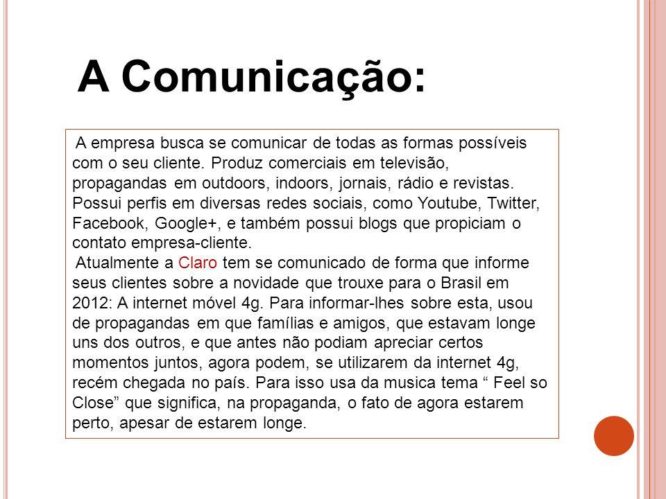 A Comunicação: