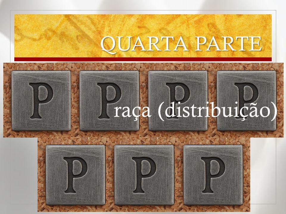 QUARTA PARTE raça (distribuição)