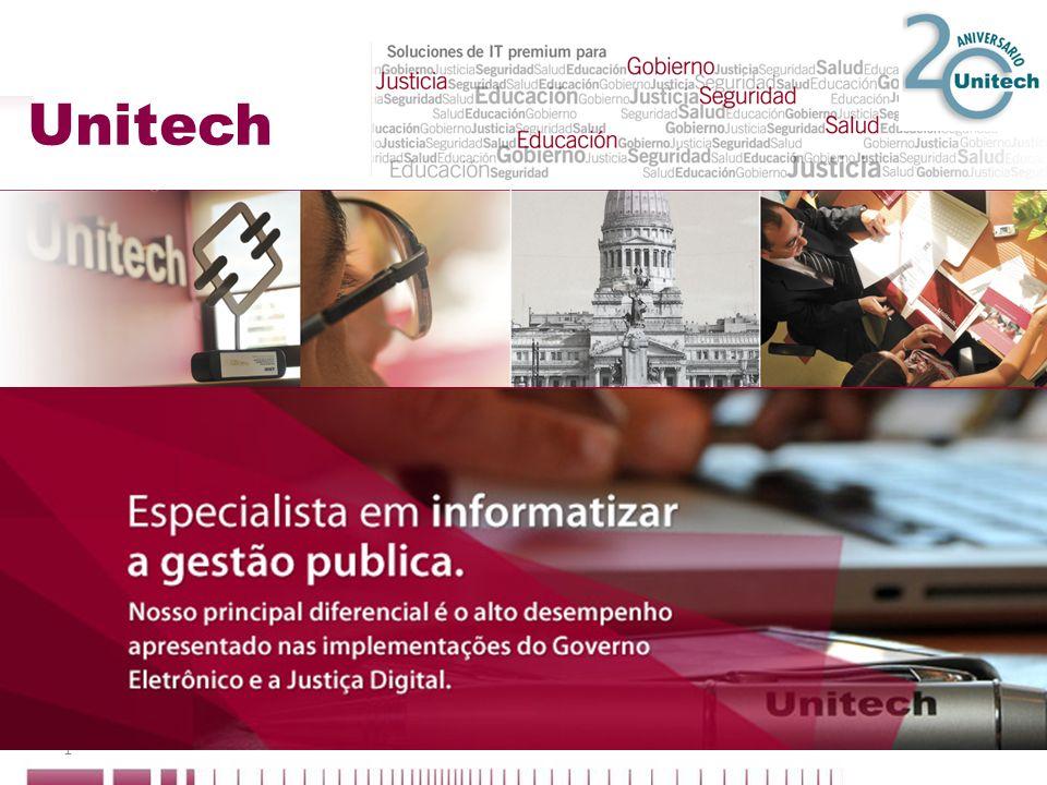 Unitech Experientes em informatizar la gestión pública.