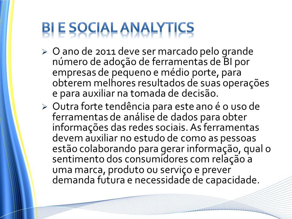 BI e Social Analytics