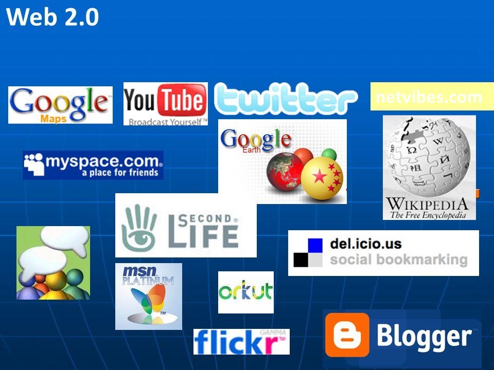 Web 2.0 netvibes.com 10 10