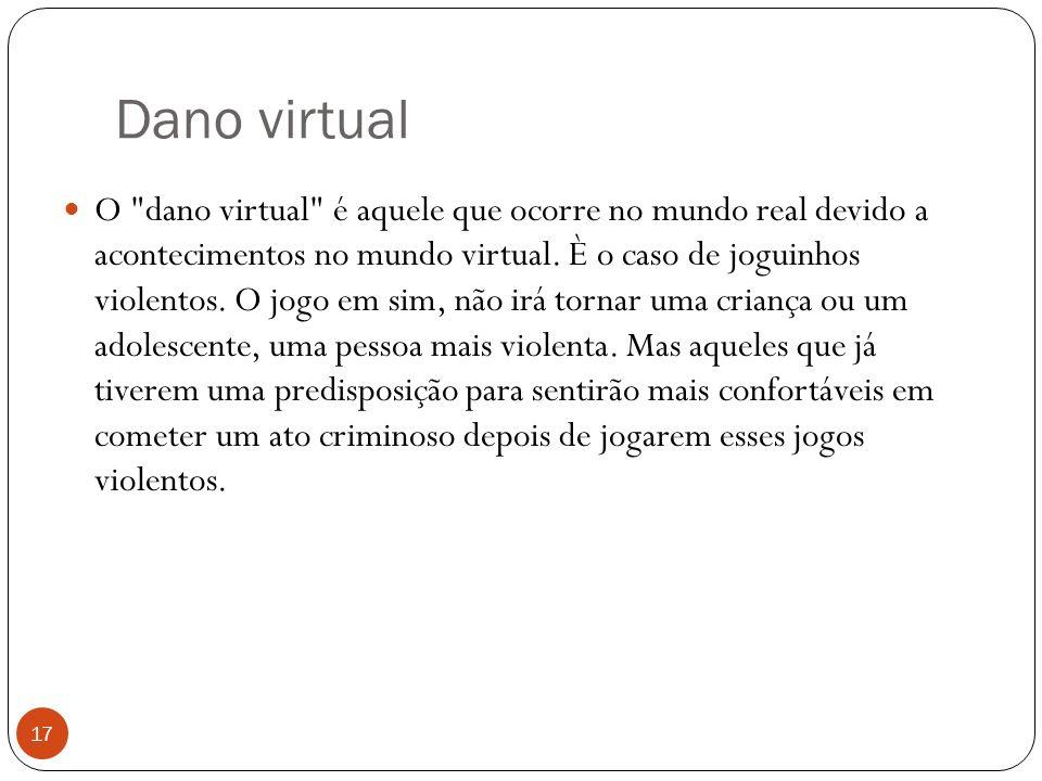 Dano virtual