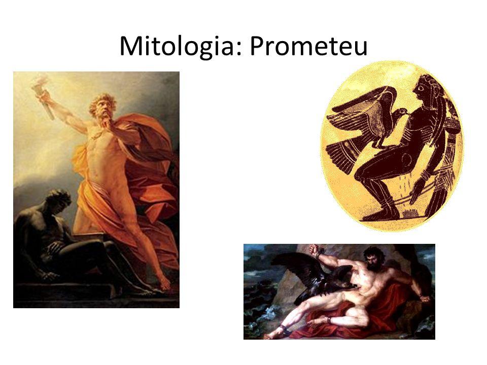 Mitologia: Prometeu