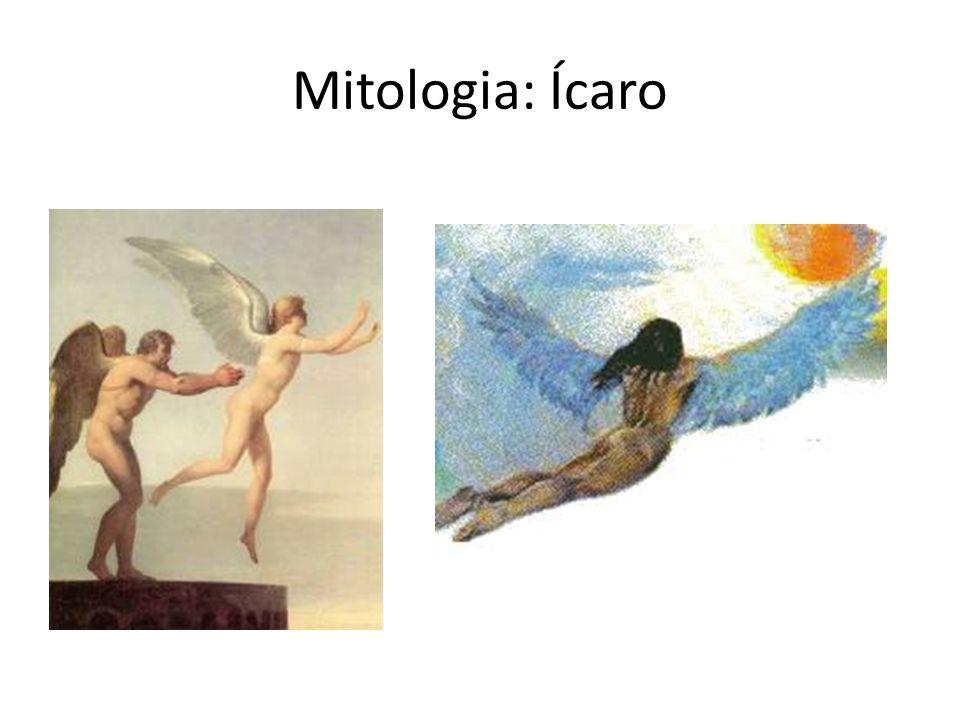 Mitologia: Ícaro