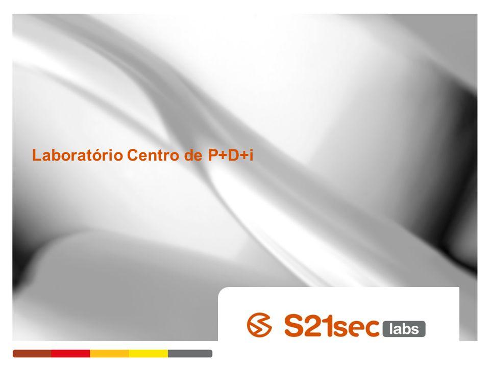 Laboratório Centro de P+D+i