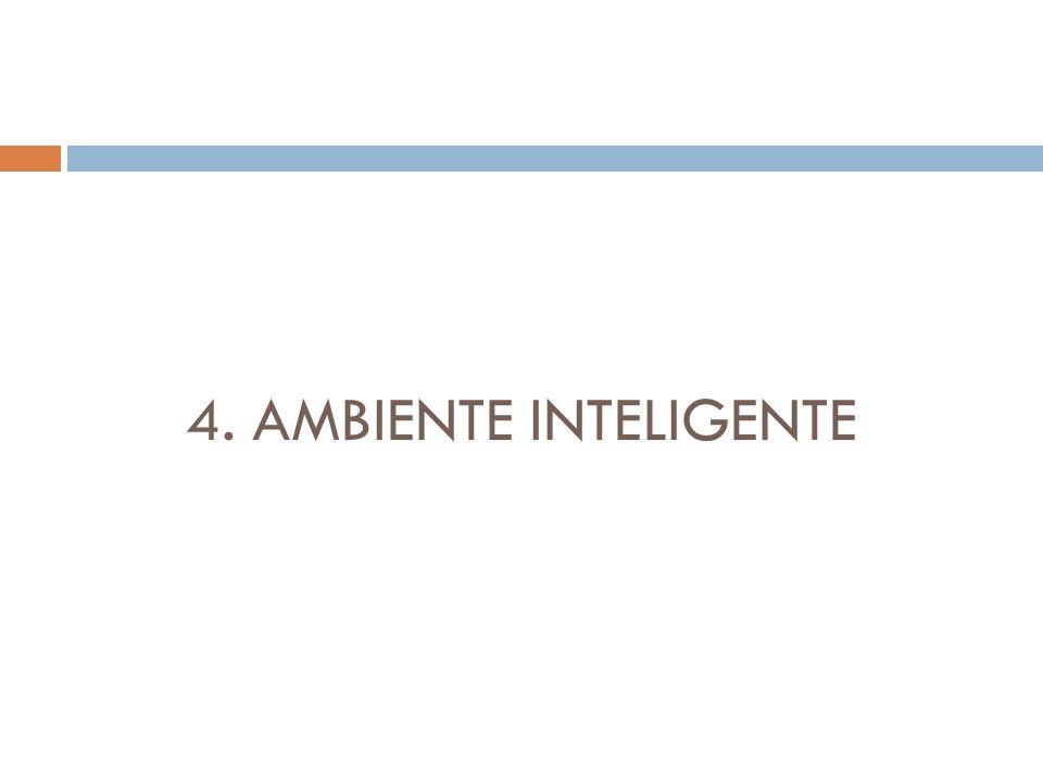4. AMBIENTE INTELIGENTE