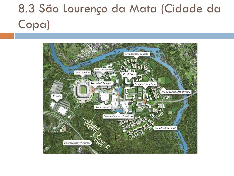 8.3 São Lourenço da Mata (Cidade da Copa)