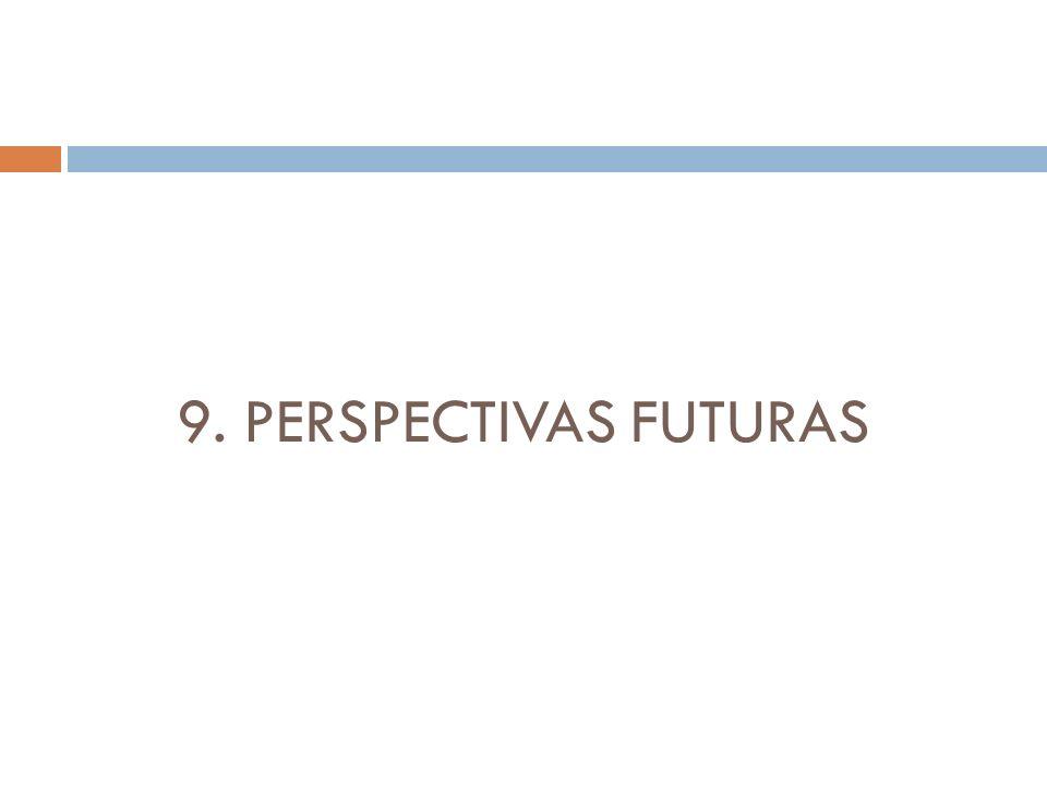 9. PERSPECTIVAS FUTURAS